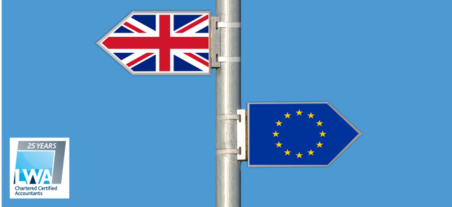 LWA November Blog 2 - our checklist for businesses to prepare for Brexit - Image by Elionas2 from Pixabay eu