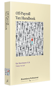 Off-Payroll Tax Handbook, 1st Edition - Bloomsbury Professional